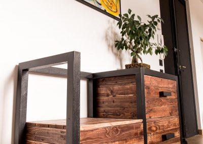 Meuble à chaussures loft industriel par Ambiance Palette (6)