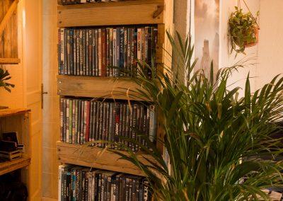 Bibliothèque DVD