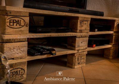 Meuble TV europe d'angle par Ambiance Palette (2)