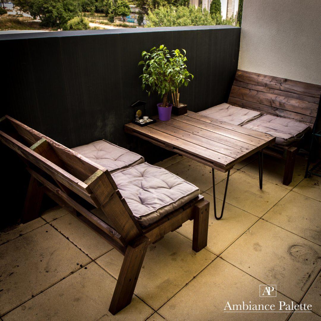 Salon de jardin #2 - Ambiance-Palette