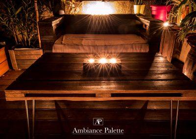 salon de jardin fauteuil table basse pied ripaton par Ambiance Palette (1)