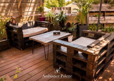 salon de jardin fauteuil table basse pied ripaton par Ambiance Palette (11)