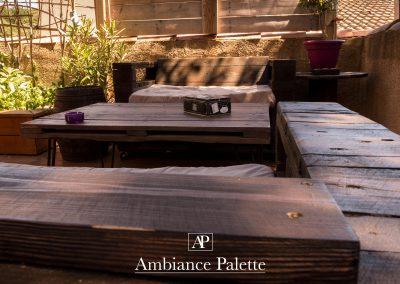 salon de jardin fauteuil table basse pied ripaton par Ambiance Palette (7)