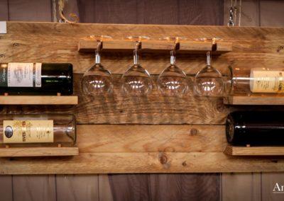 Bar à vin mural par Ambiance Palette (2)