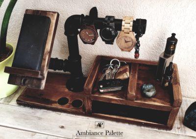 Organiseur vide poche et smartphone par Ambiance Palette (4)