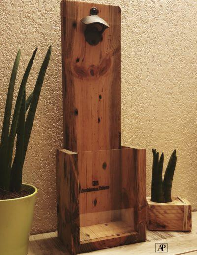 Décapsuleur de bar, de comptoir, en bois par Ambiance Palette (5)