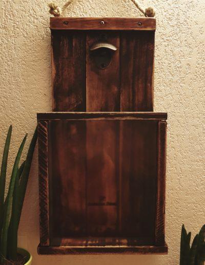 Décapsuleur mural en bois par Ambiance Palette (8)