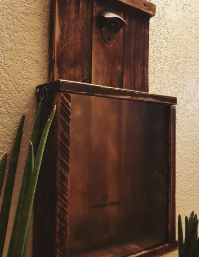 Décapsuleur mural en bois par Ambiance Palette (9)