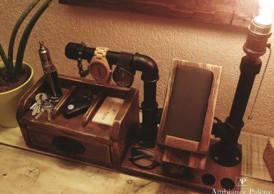 Docking Station,support smartphone transborder par Ambiance Palette (5)